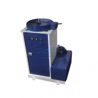 Spectro Double Polisher Machine For Metallurgical Lab