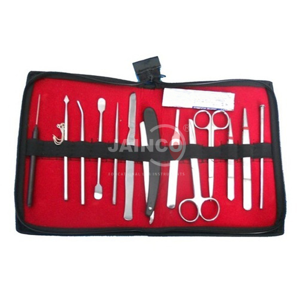 Dissection Kit With 14 Instruments