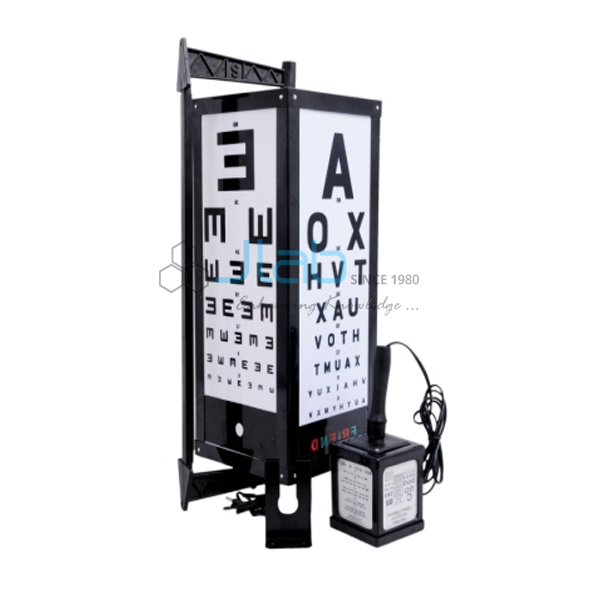Rotating Eye Testing Drum