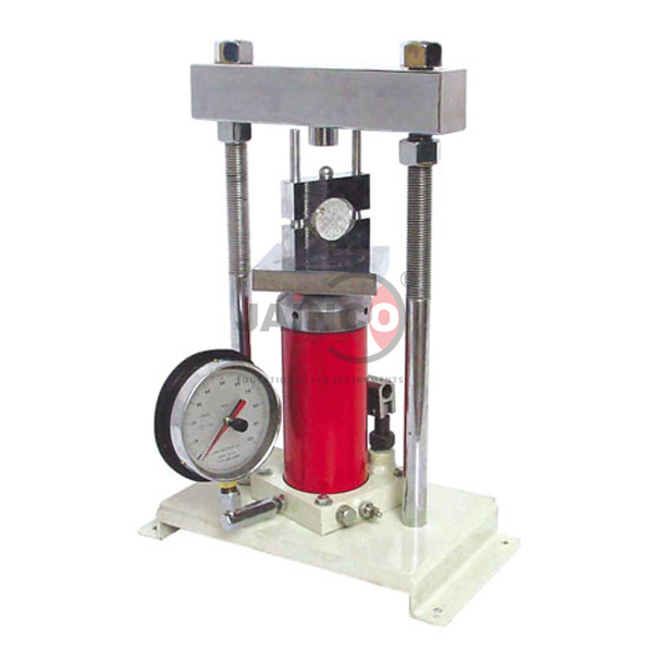 Miniature High Pressure Permeameter India Miniature High