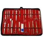 Dissection Kit With 18 Instrument
