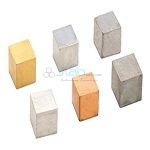 Density Metal Cubes 10mm