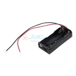 Battery Holder With Flying Leads 2 x AAA