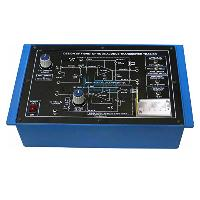 Fibre-Optic Simplex Digital Transceiver Trainer