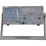 Dual Channel Oscilloscope