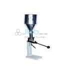 Collapsible Tube Ointment Filling Machine JLab