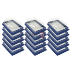 Dissection Pan, Pad and Cover - Medium (Set/15)