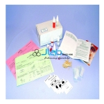 HIV/Aids Testing Kit Simulated